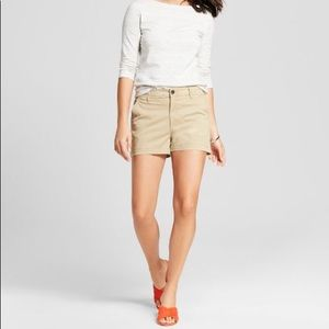 ANDEAWY Chino Shorts - A New Day™ Tan